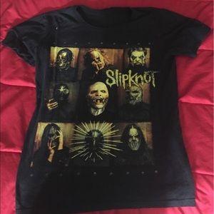 Tops - Slipknot Band shirt !